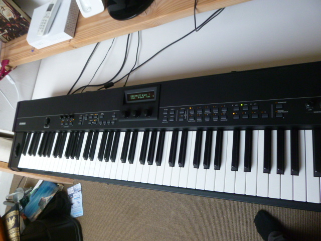 Yamaha cp50 image 474801 audiofanzine for Yamaha cp50 review