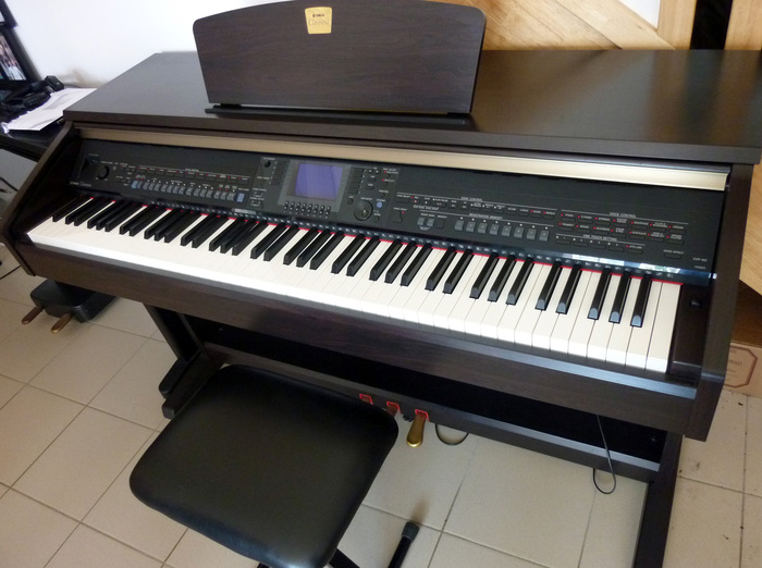 Yamaha cvp 401 image 906328 audiofanzine for Yamaha clavinova price list