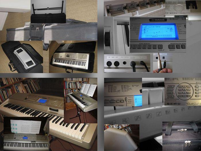 Yamaha dgx 300 image 23453 audiofanzine for Yamaha dgx 230 manual