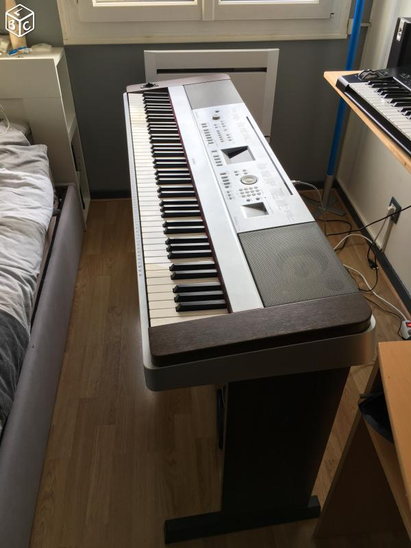 yamaha dgx 640 image 1750759 audiofanzine. Black Bedroom Furniture Sets. Home Design Ideas