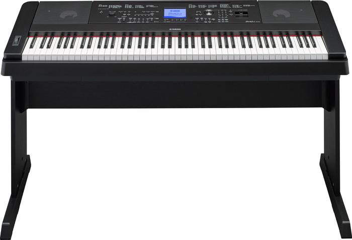 Yamaha dgx 660 image 1312820 audiofanzine for Yamaha dgx 660 manual