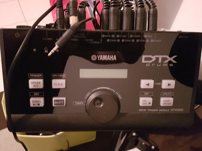 Yamaha DTX520K (2352)