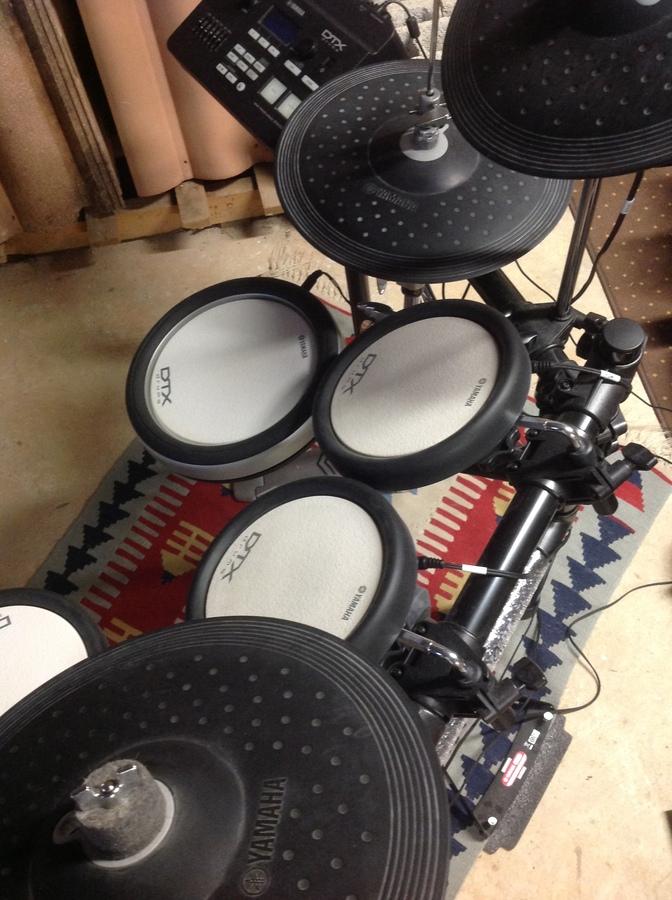 Yamaha DTX700K Aymeric06 images