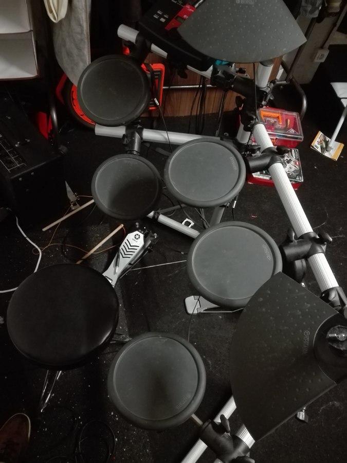 Yamaha DTXPLORER (12362)