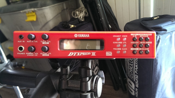 Yamaha dtxpress iii image 699815 audiofanzine for Yamaha dtxpress review