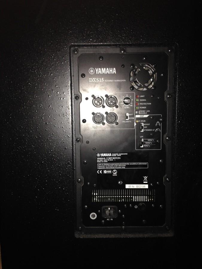 Yamaha DXS15 (55043)