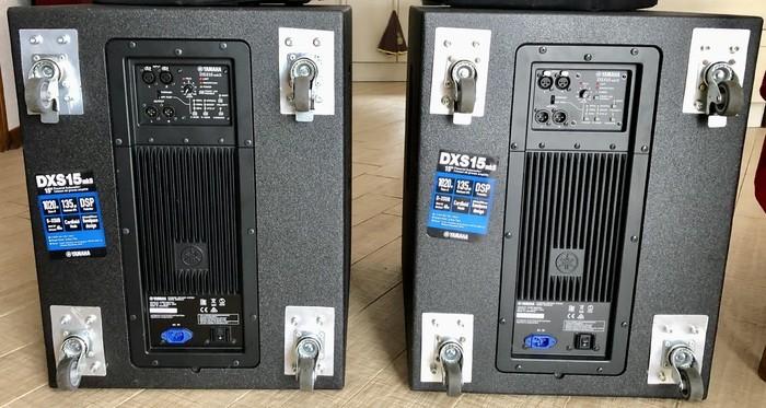 Yamaha DXS15mkII