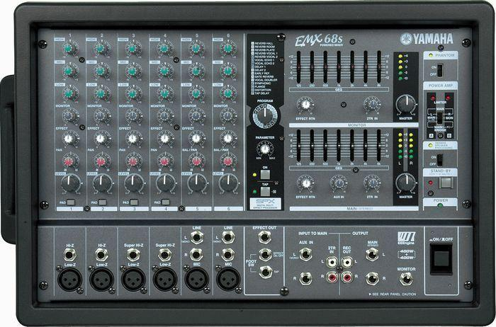 Yamaha Emx  Review