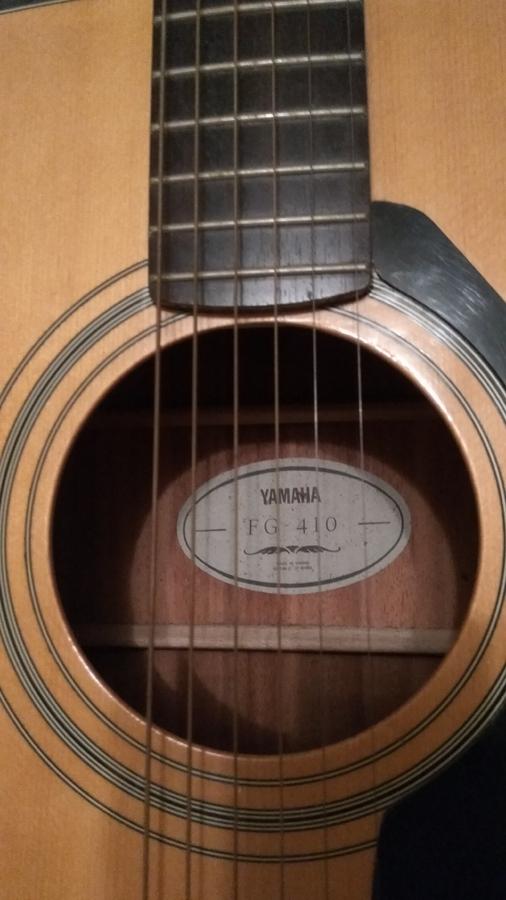 Yamaha FG-410 zenric images