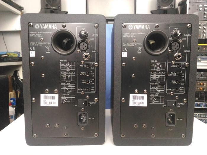 Yamaha hs50m image 1673374 audiofanzine for Yamaha hs50m review