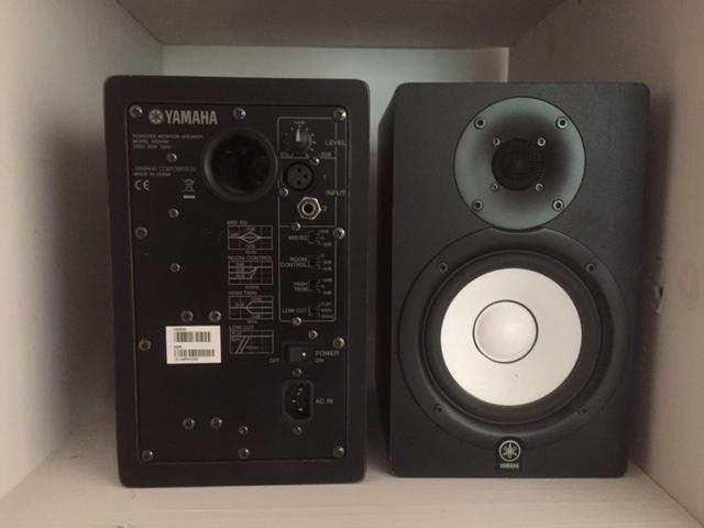 Yamaha hs50m image 1754666 audiofanzine for Yamaha hs50m review