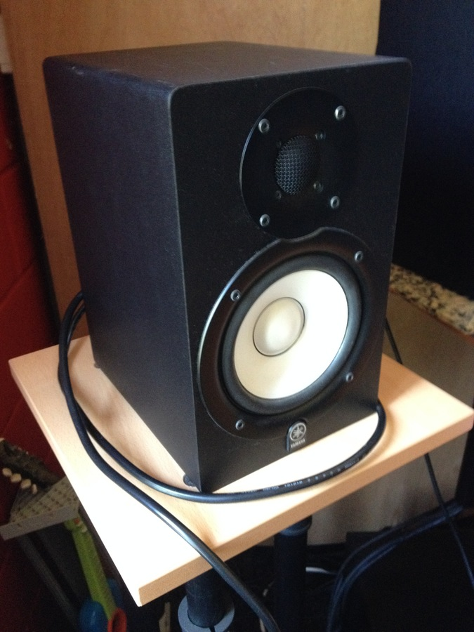 Yamaha hs50m image 1794860 audiofanzine for Yamaha hs50m review