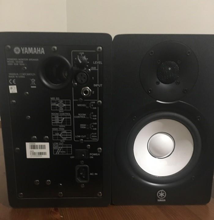 Yamaha hs50m image 2027456 audiofanzine for Yamaha hs50m review