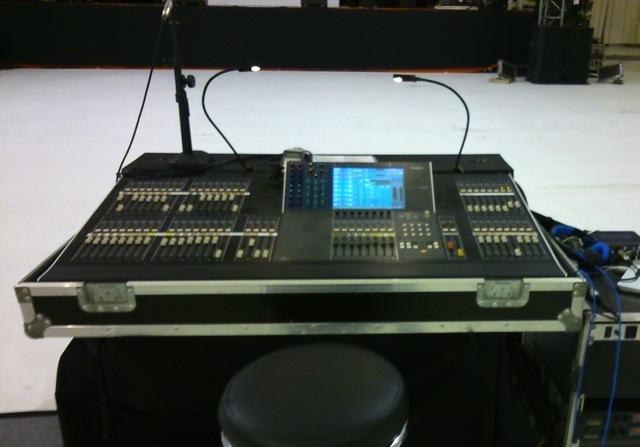 Yamaha m7cl 48 image 1489277 audiofanzine for Yamaha m7cl 48 price