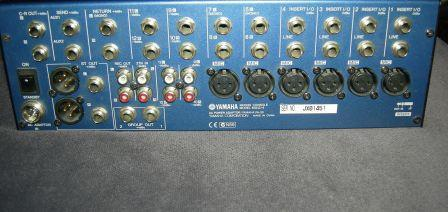 Photo yamaha mg12 4 yamaha console analogique mg12 4 112451 audiofanzine - Console analogique occasion ...