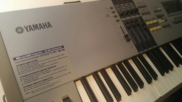 Yamaha MOTIF ES8 (65620)