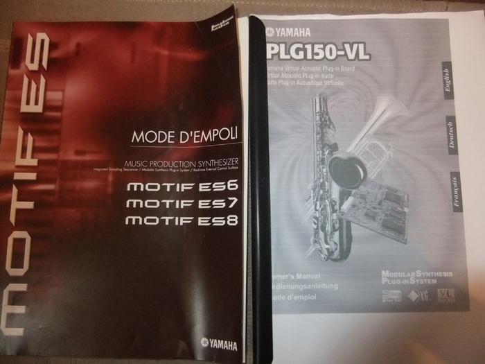 Yamaha MOTIF ES8 (93338)