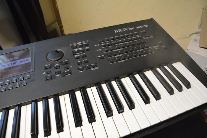 Yamaha MOTIF XF6 (21194)