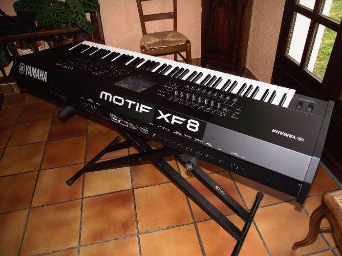 Yamaha Motif Xf Weight