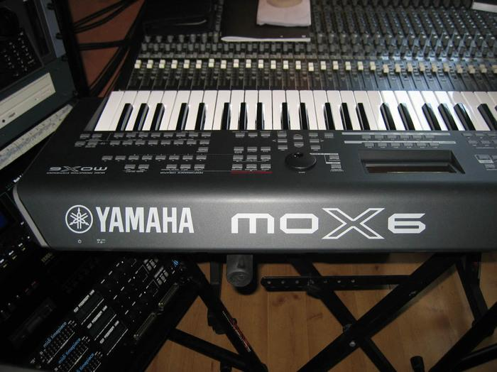 Yamaha Mox User Reviews