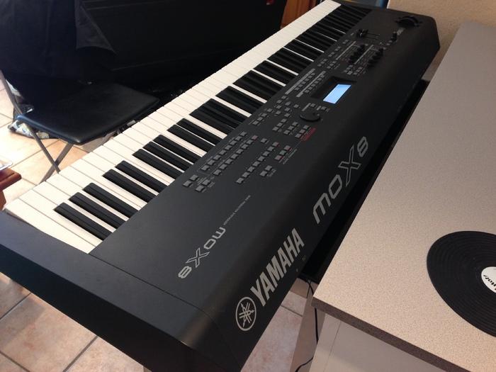 Yamaha Mox Suppoert