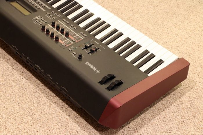 Yamaha MOXF8 (24541)