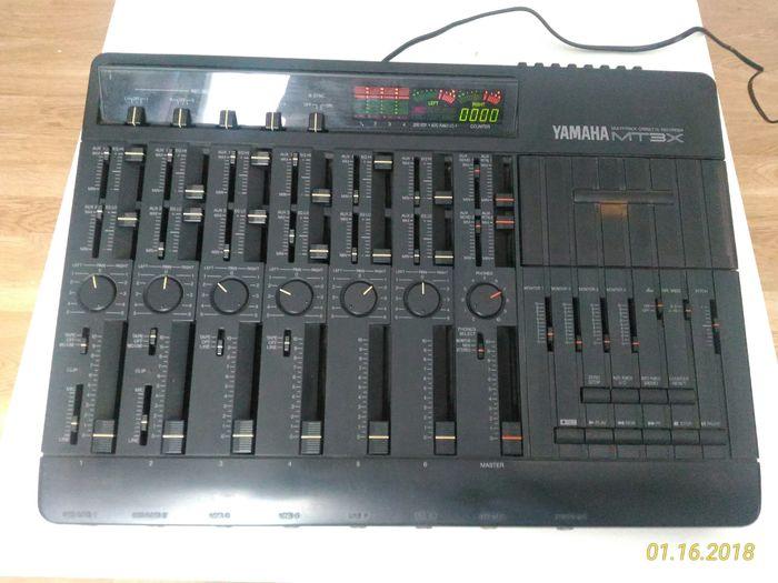 Yamaha MT3X (87484)
