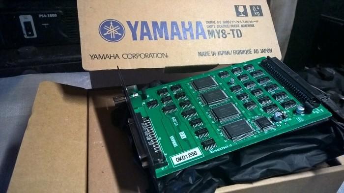 Yamaha MY8-TD (32319)
