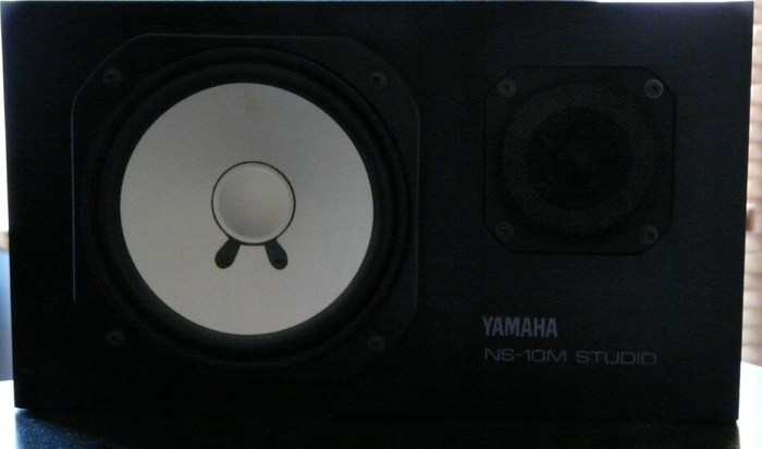yamaha ns 10m studio image 1428216 audiofanzine. Black Bedroom Furniture Sets. Home Design Ideas