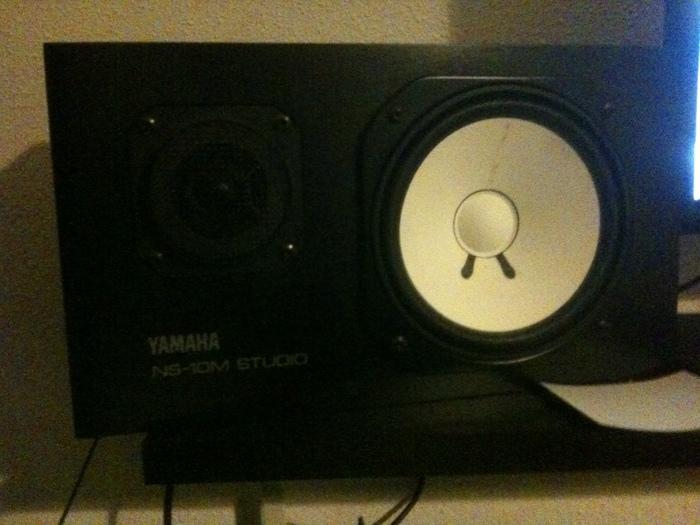 photo yamaha ns 10m studio yamaha ns 10m studio 79149. Black Bedroom Furniture Sets. Home Design Ideas