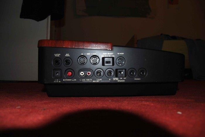 photo yamaha p 120 yamaha p 120 54832 120019 audiofanzine. Black Bedroom Furniture Sets. Home Design Ideas