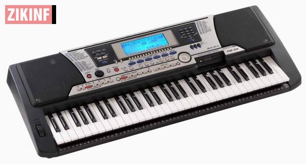 teclado yamaha psr 550 estourado o IC910 e R251 Yamaha-psr-550-974146