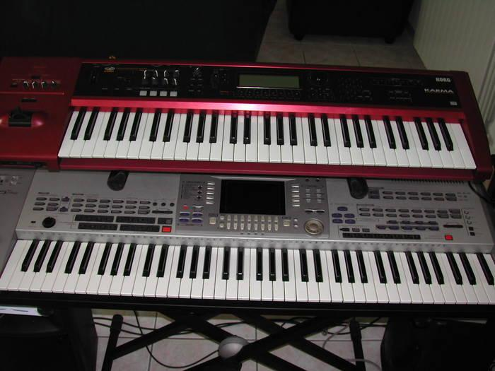 Yamaha psr 9000 pro image 262615 audiofanzine for Yamaha professional keyboard price