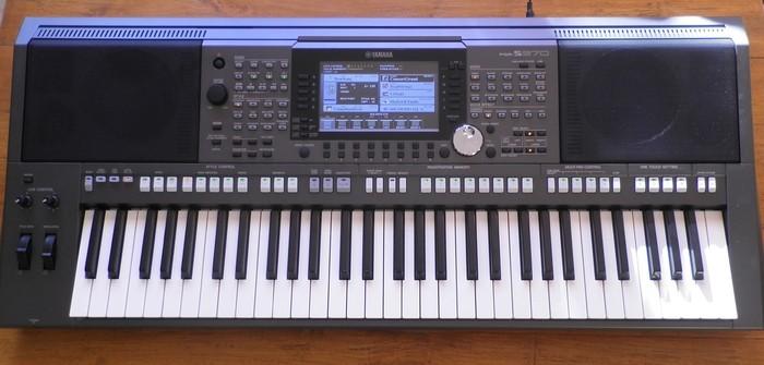 Yamaha PSR-S970 (63636)