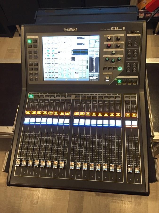 Yamaha ql1 image 2030639 audiofanzine for Yamaha ql 3