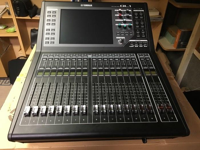 Vend yamaha ql1 neuve franche comt audiofanzine for Yamaha ql 3