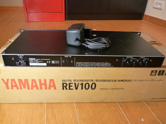 Yamaha REV100 (69302)