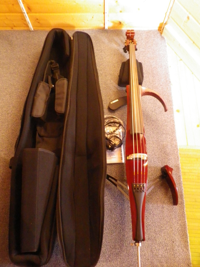 Yamaha svc 210 image 973671 audiofanzine for Yamaha electric cello svc 210