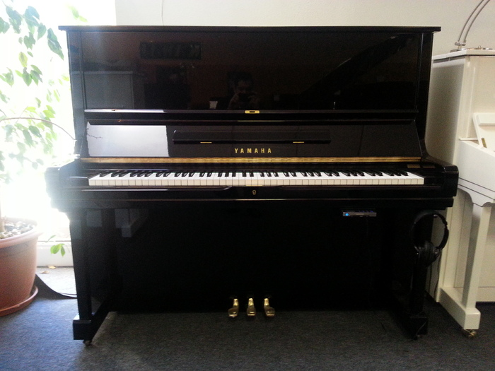 piano droit yamaha u3 silent d 39 occasion lorraine audiofanzine. Black Bedroom Furniture Sets. Home Design Ideas