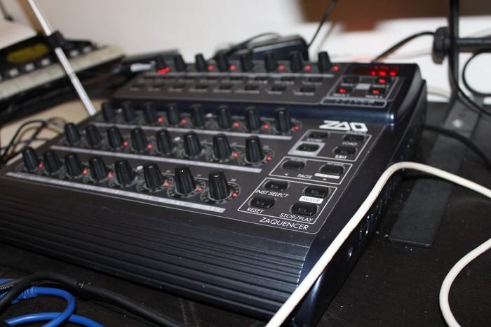 ZAQ Audio Zaquencer (91292)