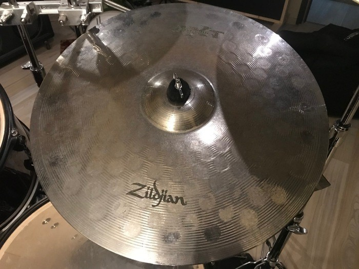 Zildjian ZXT Titanium Rock Ride 20'' (4586)
