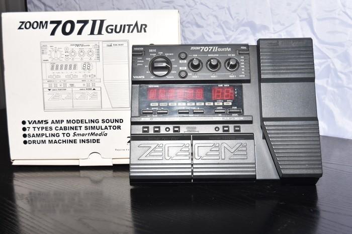 Zoom 707II Guitar (67345)