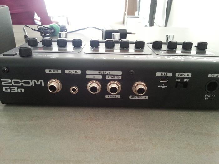 Zoom G3n (36598)
