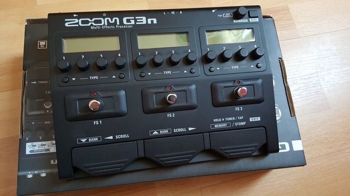 Zoom G3n (73945)