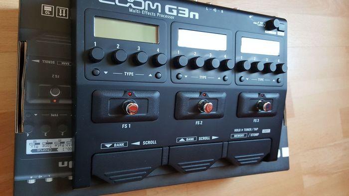 Zoom G3n (99684)