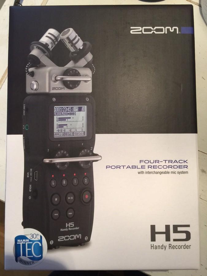 Zoom H5 (87680)