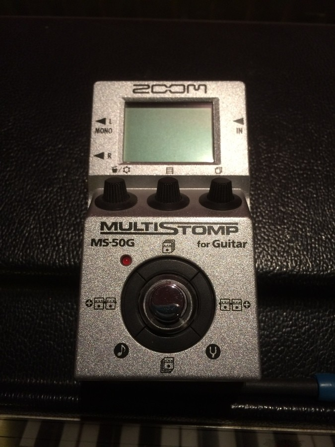 Zoom MultiStomp MS-50G (66445)