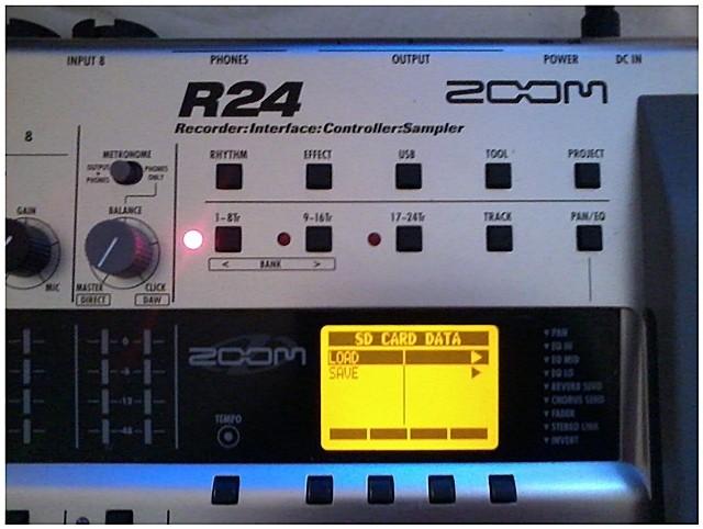 ZOOM R24 1