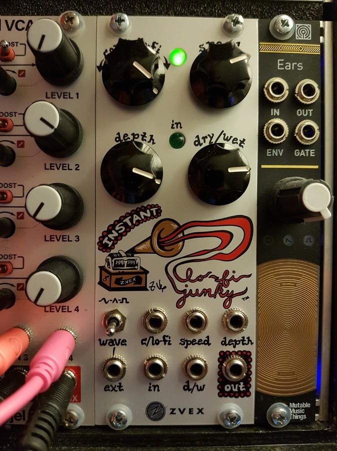 Zvex Instant Lo-Fi Junky Module (74616)