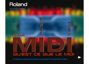 Manuel MIDI